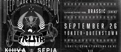 Shucka: Truth Khiva Sepia - DDD Tour 2019