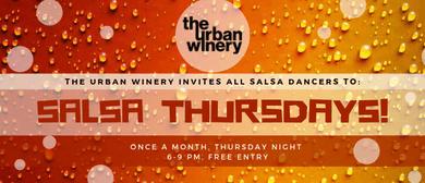 Salsa Thursdays