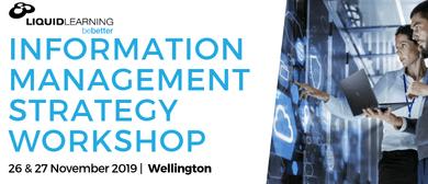 Information Management Strategy Workshop