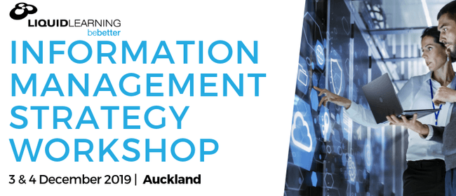 Information Management Strategy Workshop