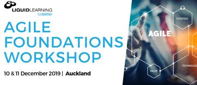 Agile Foundations Workshop