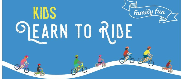 Kids Learn to Ride