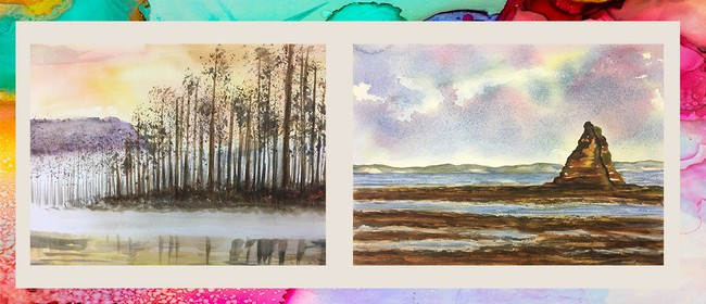 PSA4: The Magic of Watercolour with Pauline Smith