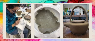 MWA4: Advanced Clay with Marilyn Wheeler