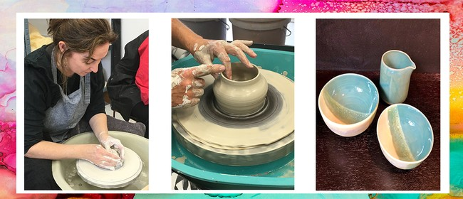DTA4.1: Pottery Mornings with Di Toi