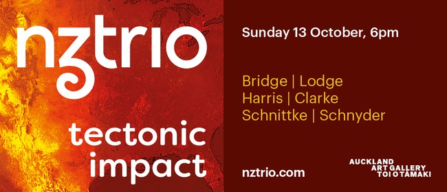 NZTrio: Tectonic Impact