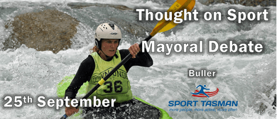 Buller Thought On Sport Mayoral Debate