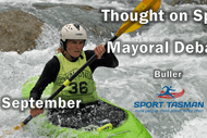 Image for event: Buller Thought On Sport Mayoral Debate