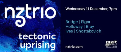 NZTrio: Tectonic Uprising