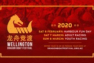 Wellington Dragon Boat Festival 2020