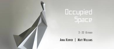 Occupied Space - Anna Korver & Matt Williams