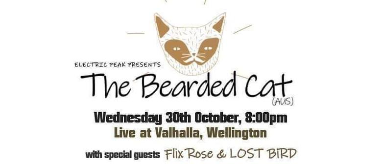 The Bearded Cat