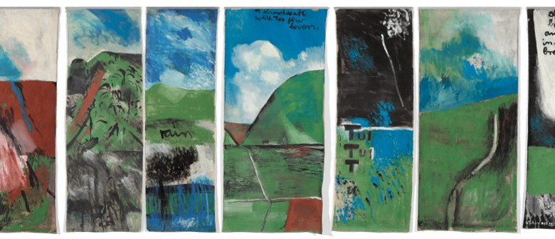 Colin McCahon & America: Before, During and After