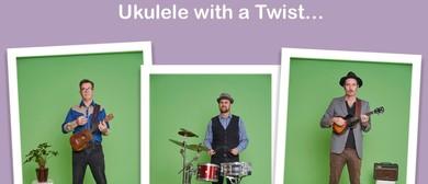 The Nukes Ukulele Trio Return