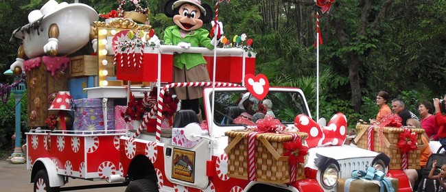 First Credit Union Christmas Parade