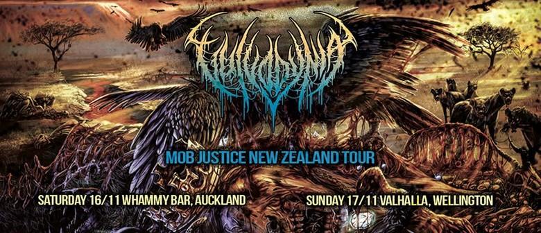 Vulvodynia - Mob Justice NZ Tour