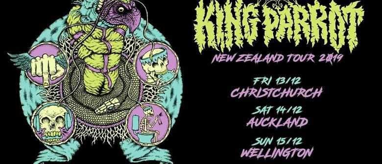 King Parrot NZ Tour