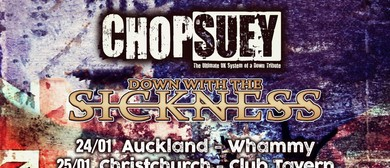 Chop Suey & Down With The Sickness UK Tribute