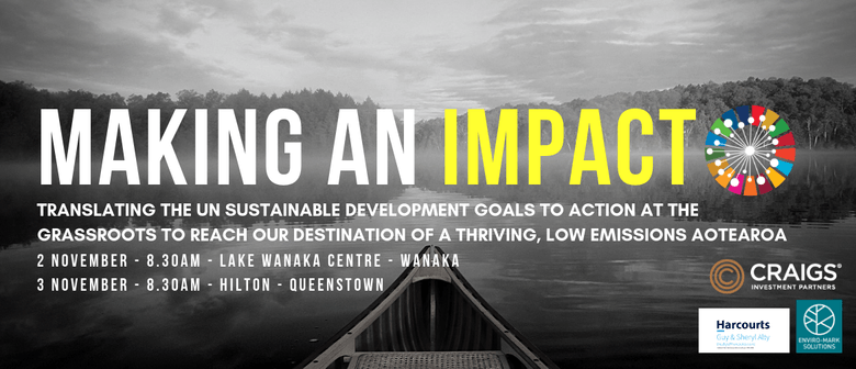Making an Impact - One Day SDG Conference