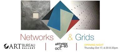 Art Exhibition - Networks & Grids