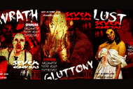 Image for event: Seven Deadly Sins- A Halloween Theme Night