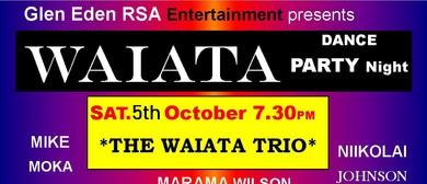 Waiata Dance Night