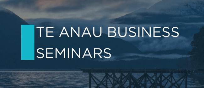 Te Anau Business Seminars