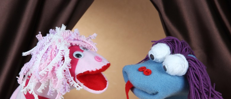 Holiday Workshop: Hand Puppets
