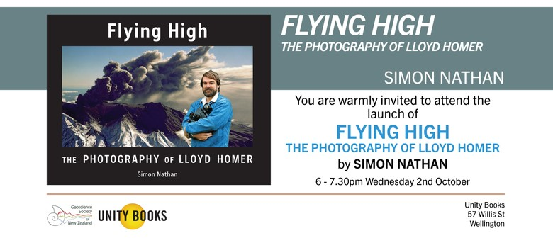 Book Launch - Flying High: The Photography of Lloyd Homer