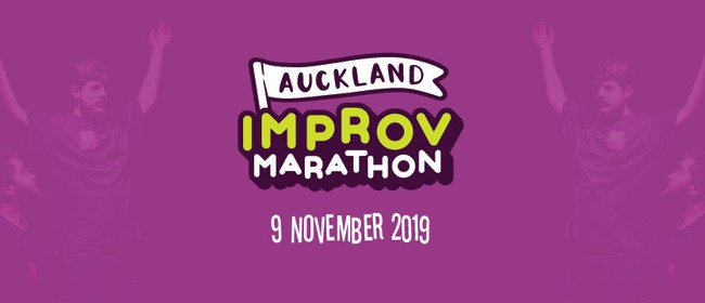2019 Auckland Improv Marathon