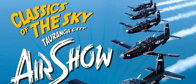Classics of the Sky: Tauranga City Airshow