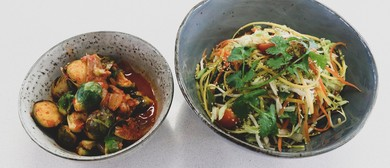 Cooking Class - Asian Fusion East vs West