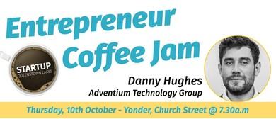 Entrepreneur Coffee Jam Featuring Adventium Technology Group