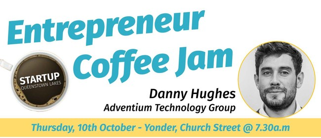 Entrepreneur Coffee Jam Featuring Adventium Technology Group