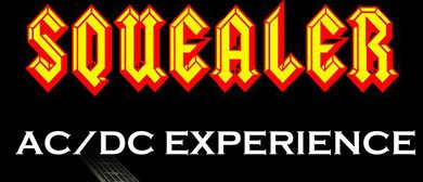 Squealer - NZ's Premier AC/DC Tribute