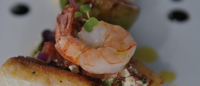 Cooking Class - Christmas Seafood Celebration Surf n Turf