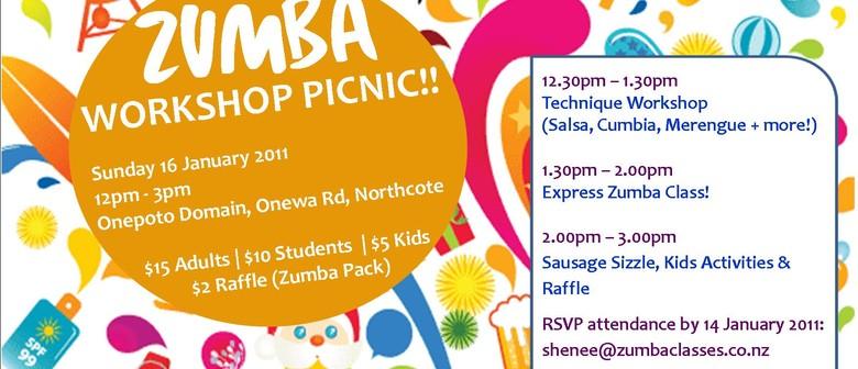 Zumba Summer Workshop BBQ