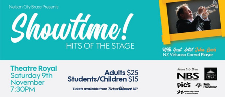 Showtime! – Hits of Stage & Screen