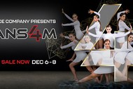 Image for event: Empire Dance Company: TRANS4M