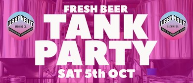 Fresh Beer Tank Party at Urbanaut Brewing