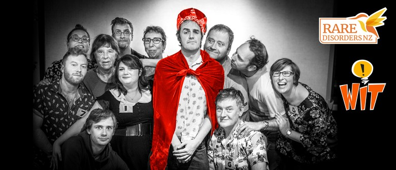 Micetro - Improv In Support of Rare Disorders NZ