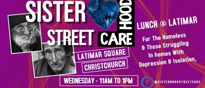 Sisterhood Street Care - Lunch At Latimar