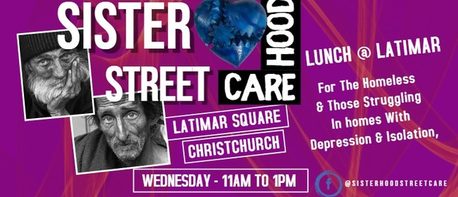 Sisterhood Street Care - Lunch At Latimar