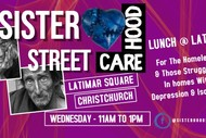 Image for event: Sisterhood Street Care - Lunch At Latimar