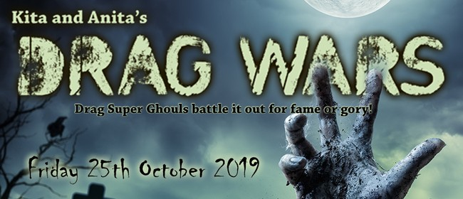 Drag Wars: Halloween - October Edition