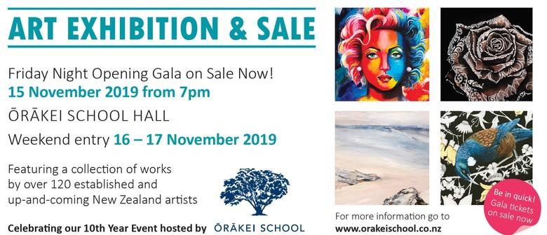 Art Exhibition & Sale