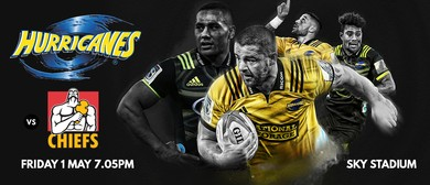Hurricanes vs Chiefs: CANCELLED