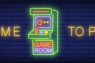 Image for event: Monday Night At The Arcade