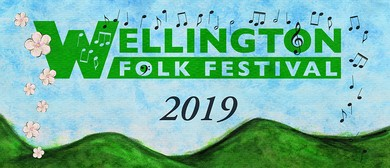Wellington Folk Festival 2019