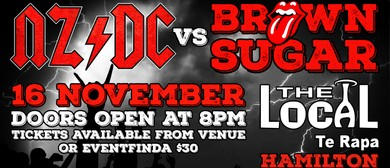 ACDC vs. Rolling Stones Experience Show
